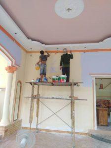 Dịch vụ sơn sửa nhà uy tín chất lượng