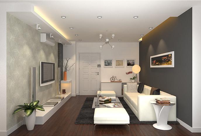 sơn lại căn hộ chung cư
