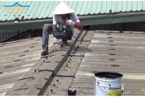 Cách chống dột mái tôn đơn giản, hiệu quả
