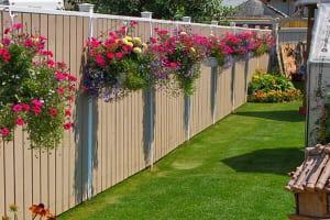 Các mẫu tường rào đẹp