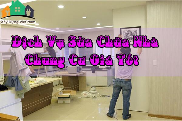 Sửa chữa nhà chung cư